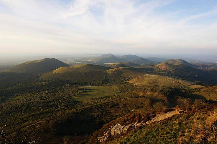 Auvergne on a plate: food foraging in the heart of France