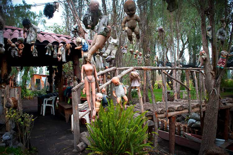 Wonderfully weird Mexico City: the Distrito Federal's most bizarre sights