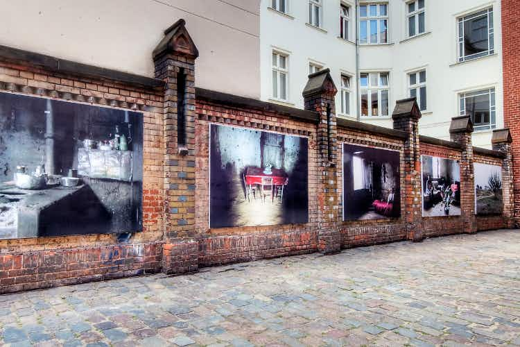 Berlin's flourishing world of art