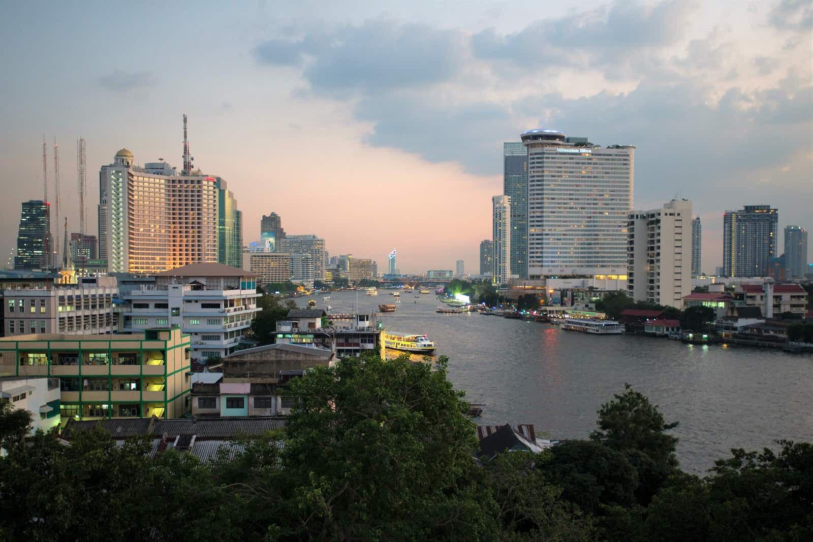 Bangkok's best views: top spots to admire the Thai capital