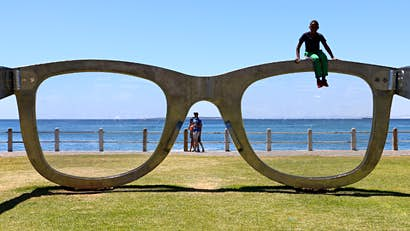 Cape Town's controversial (and free) public art