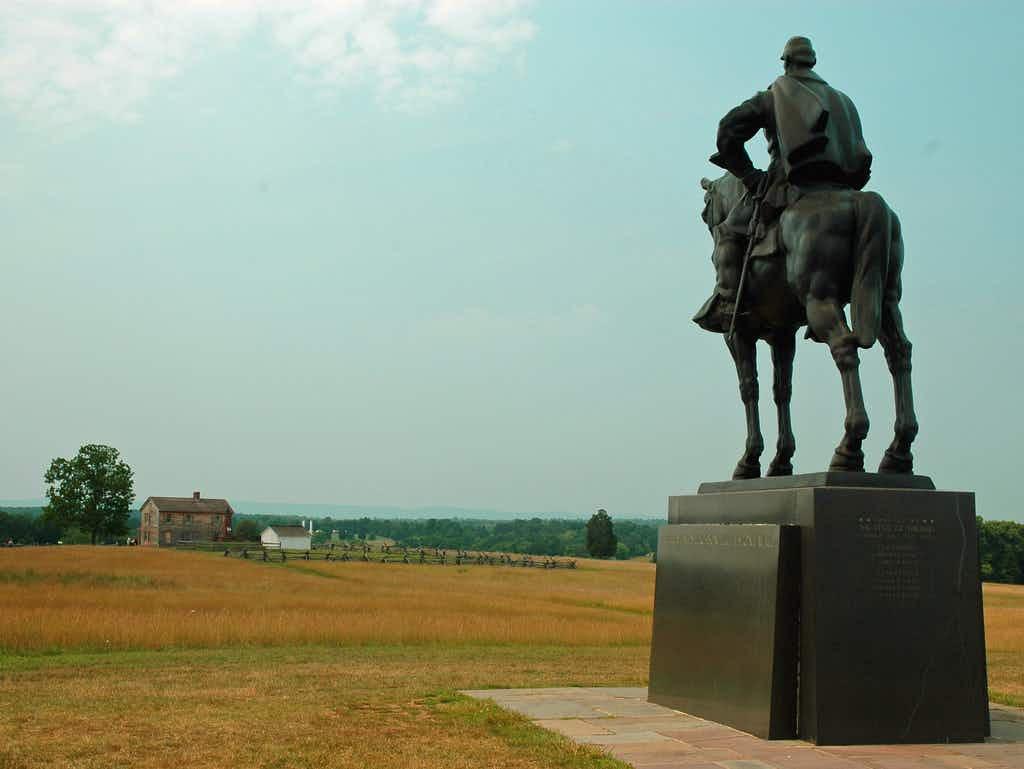 Reliving the US Civil War in Virginia