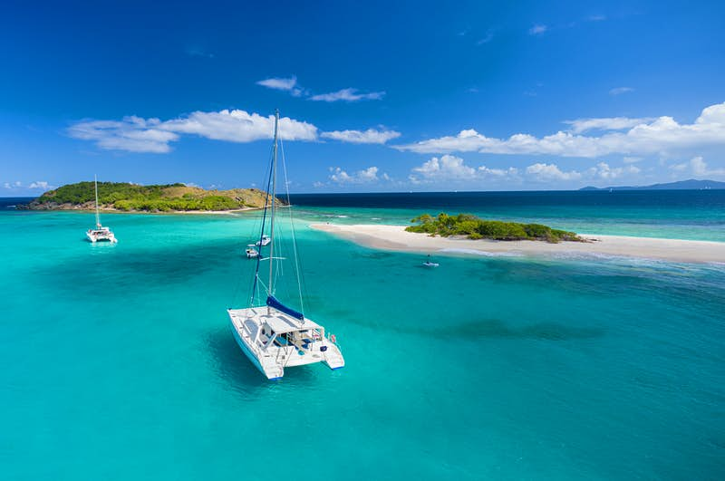 The British Virgin Islands are a true yachtie's paradise