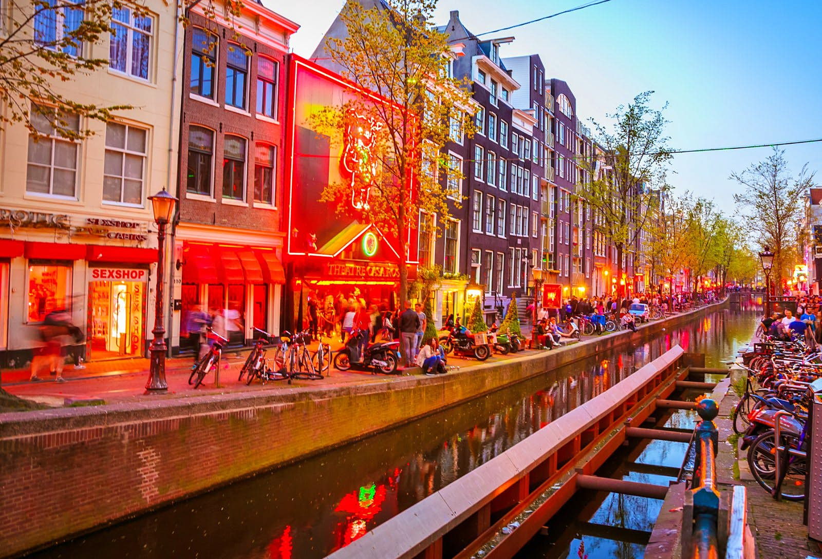 A guide to Amsterdams Red Light District - Lonely Planet