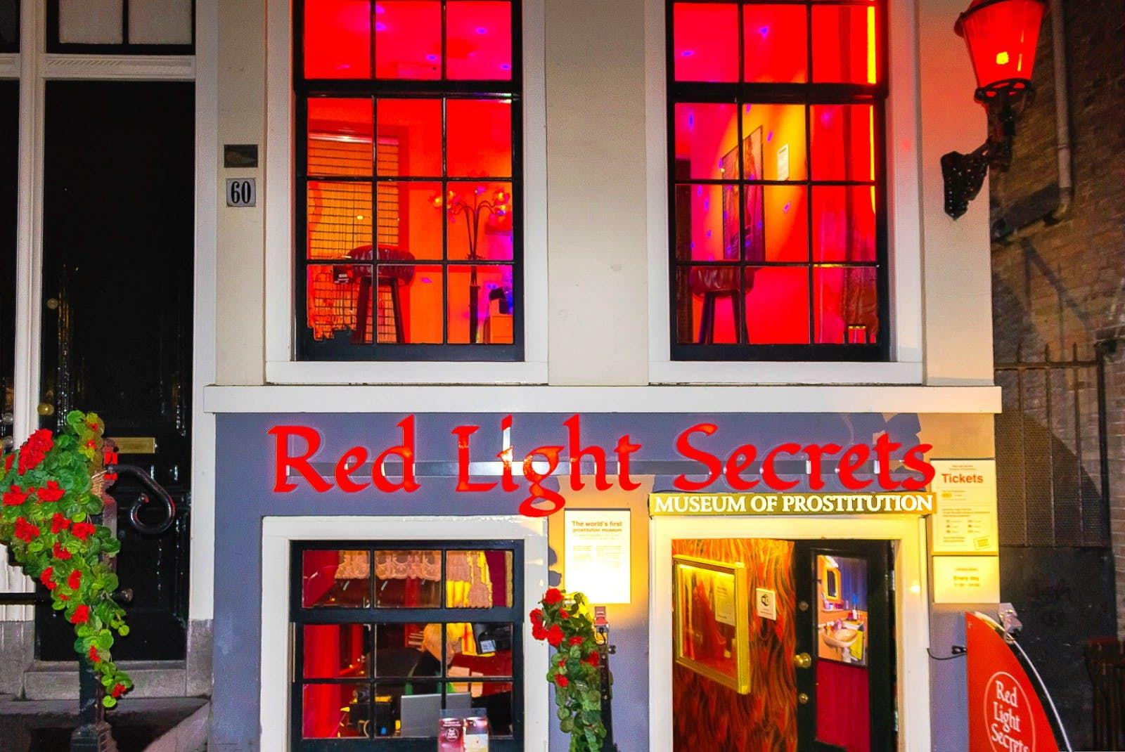 Gay Red Light District Amsterdam
