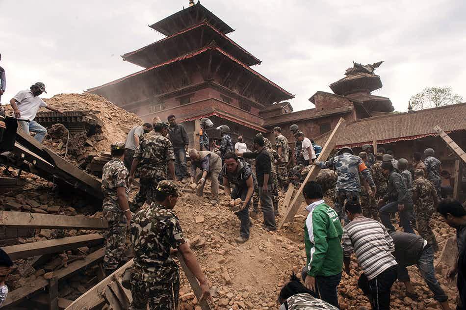 Nepal's earthquake tragedy