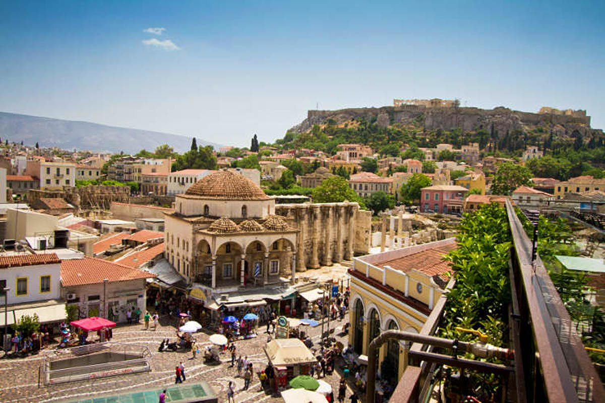 Beyond the Acropolis: a guide to Athens' neighbourhoods