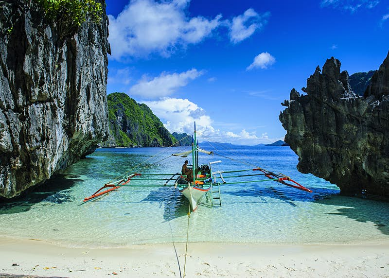 The best beaches of the Philippines