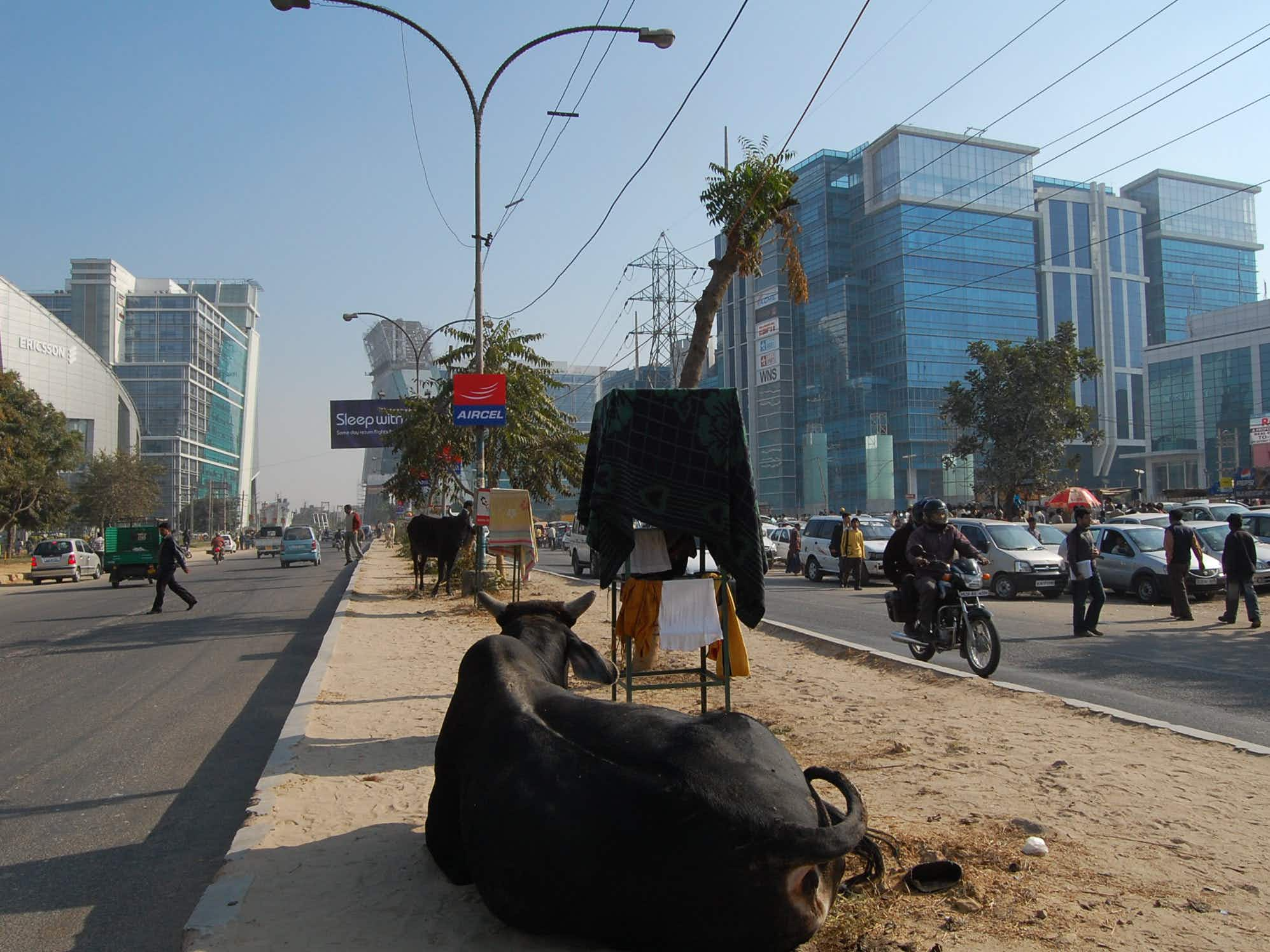 Discovering Gurgaon - the 'new' New Delhi