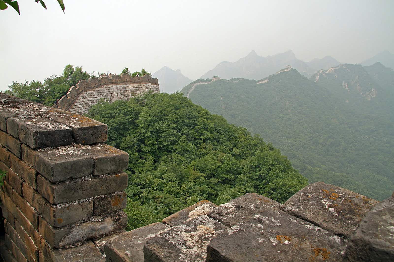 The Great Wall's most spectacular wild hikes