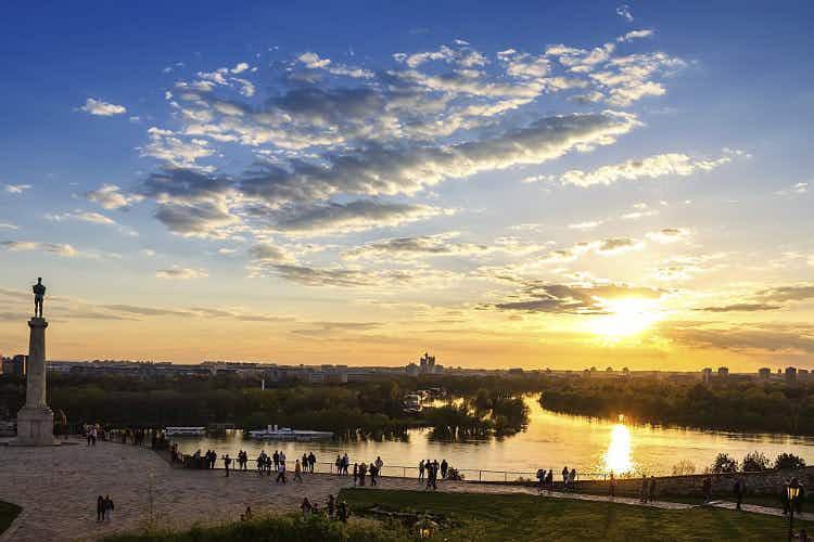 Daytime Belgrade for beginners