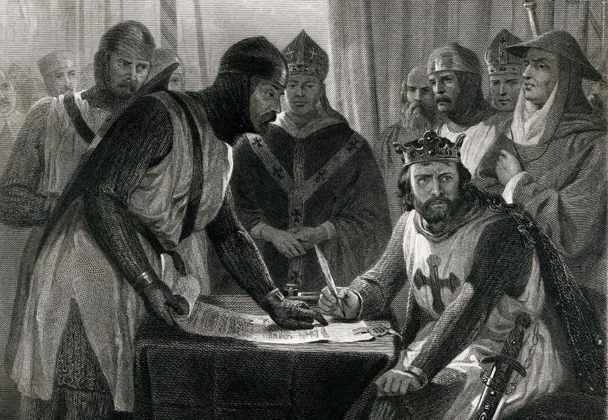 Barons, battles and 'Bad King John': the real Magna Carta