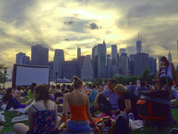 Parks and recreation: fun things to do in New York City's green spaces
