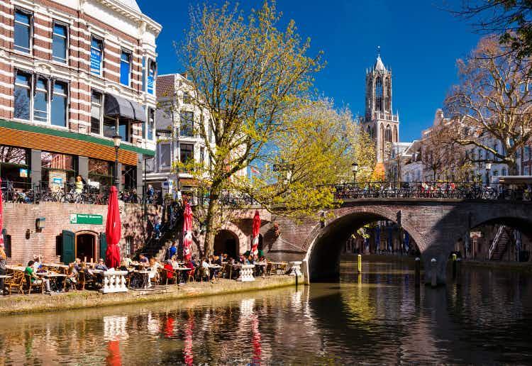24 hours in Utrecht, the Netherlands