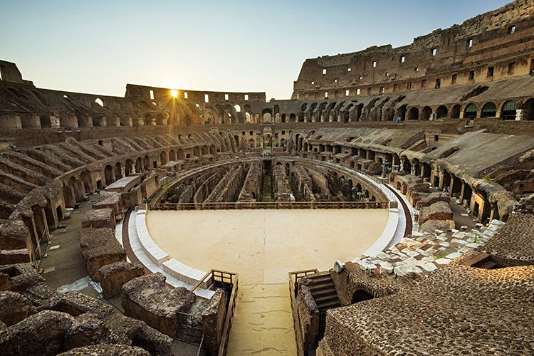 Overview of Colosseum.