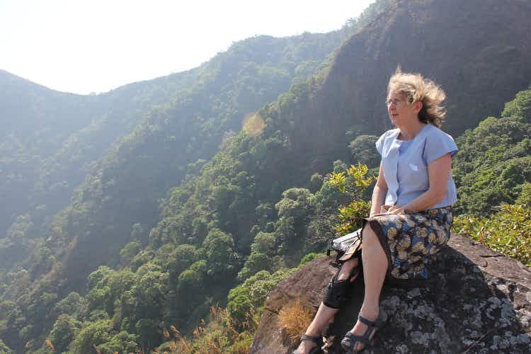 Meet a traveller: Jane Wilson-Howarth, travel health expert