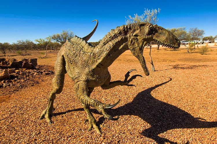 Digging Outback Queensland's Jurassic Trail