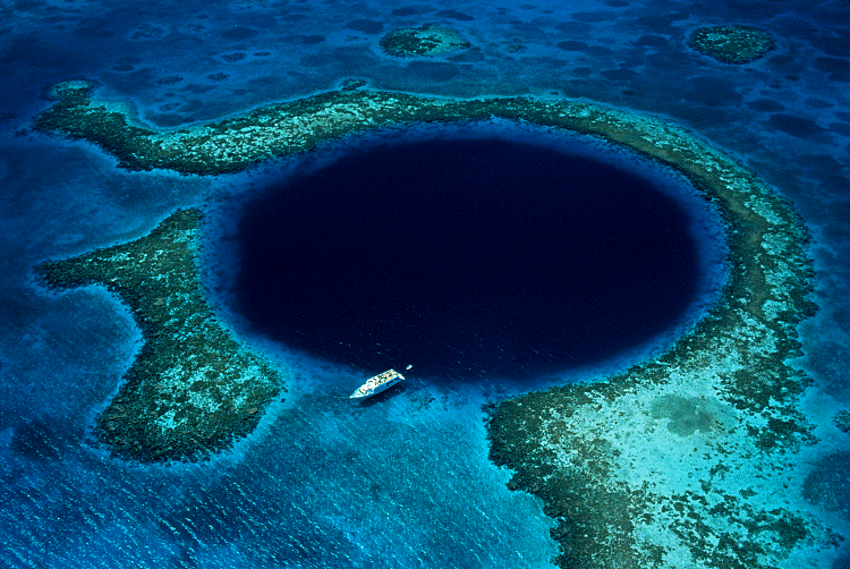 Discovering the Great Blue Hole - Lonely Planet