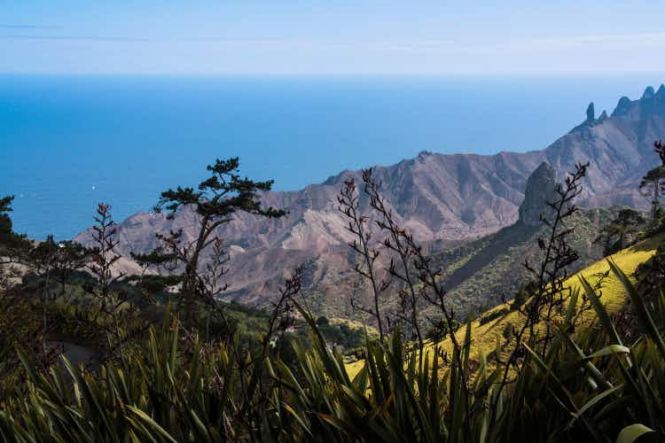Last chance: to St Helena on the RMS