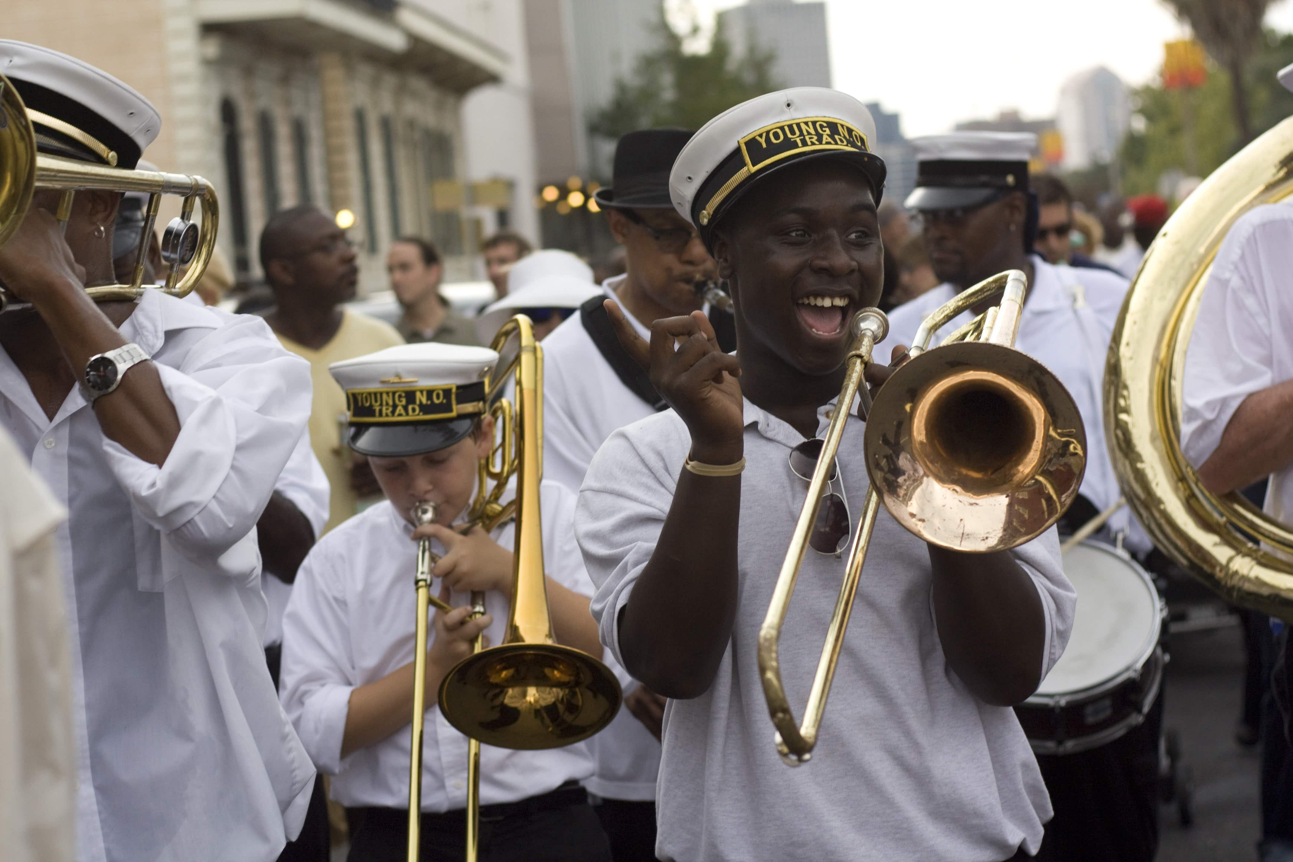 Music-lover's guide to New Orleans