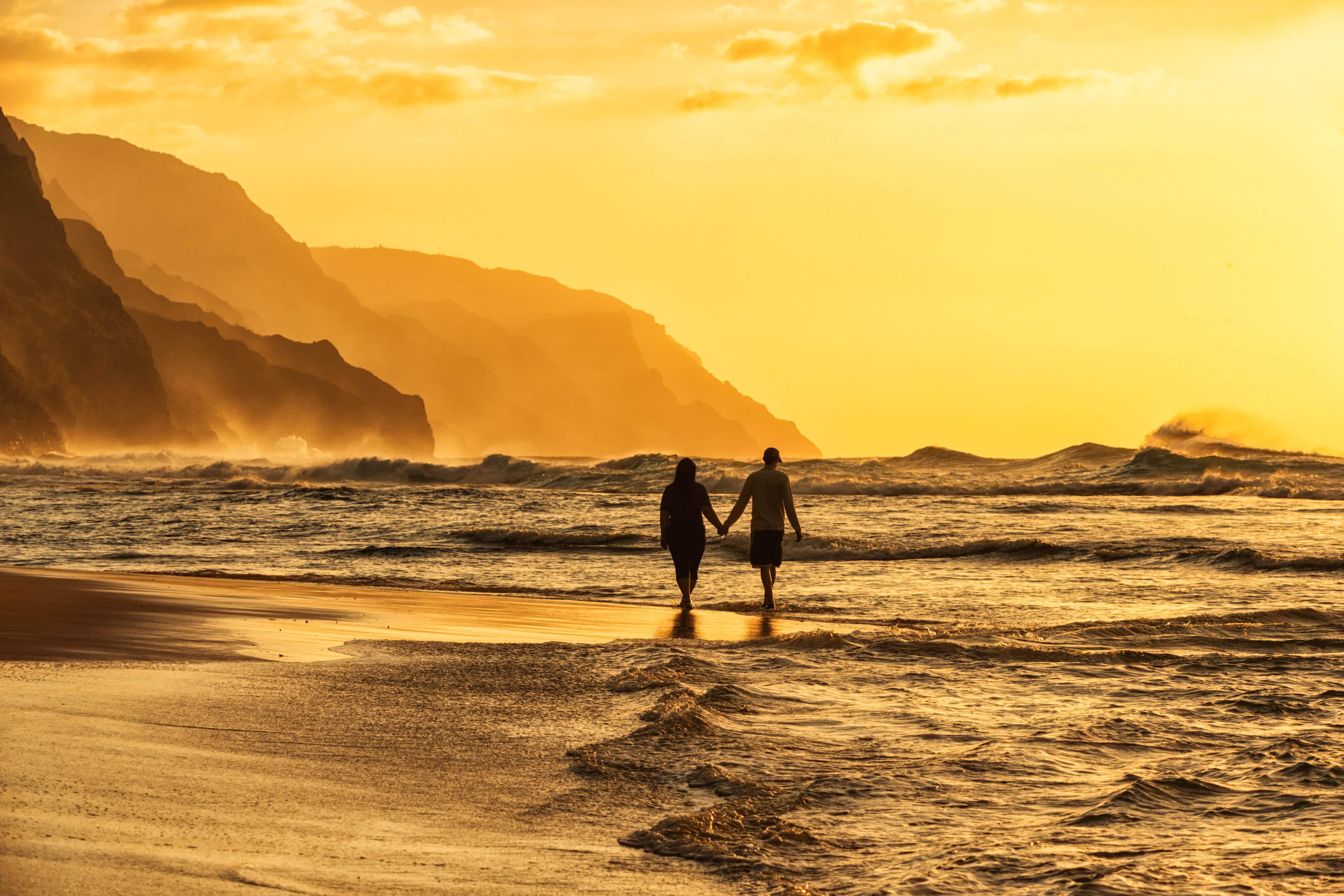 Kauaʻi for honeymooners and romantics