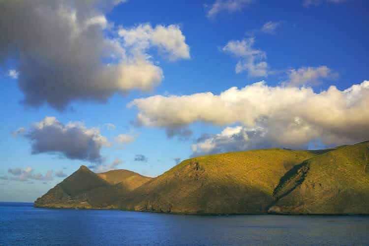 The allure and attractions of St Helena