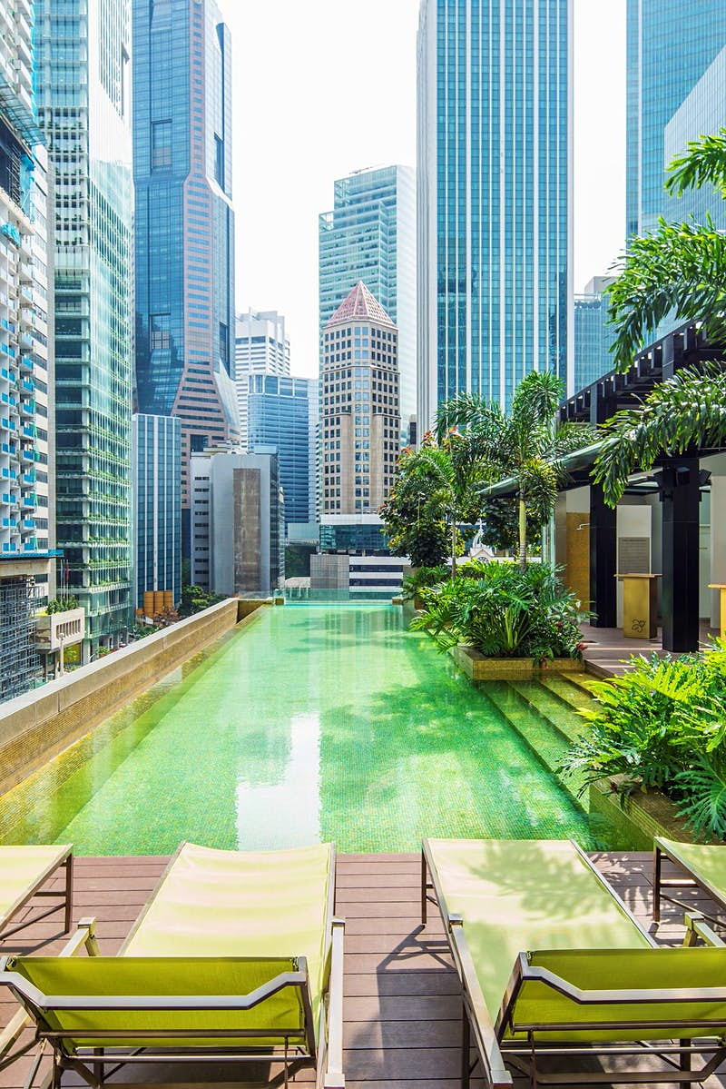 Singapore's best rooftop bars and bars with a view - Lonely