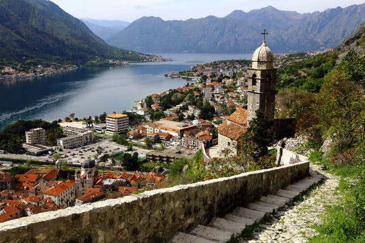 Beauty of the Balkans: a perfect weekend in Kotor