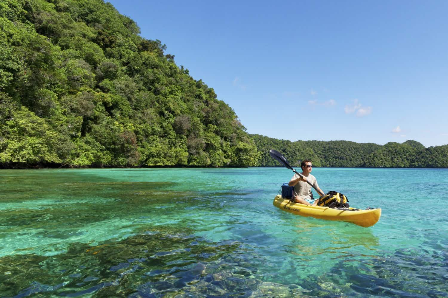 Exploring Palau: what to do when you're not diving