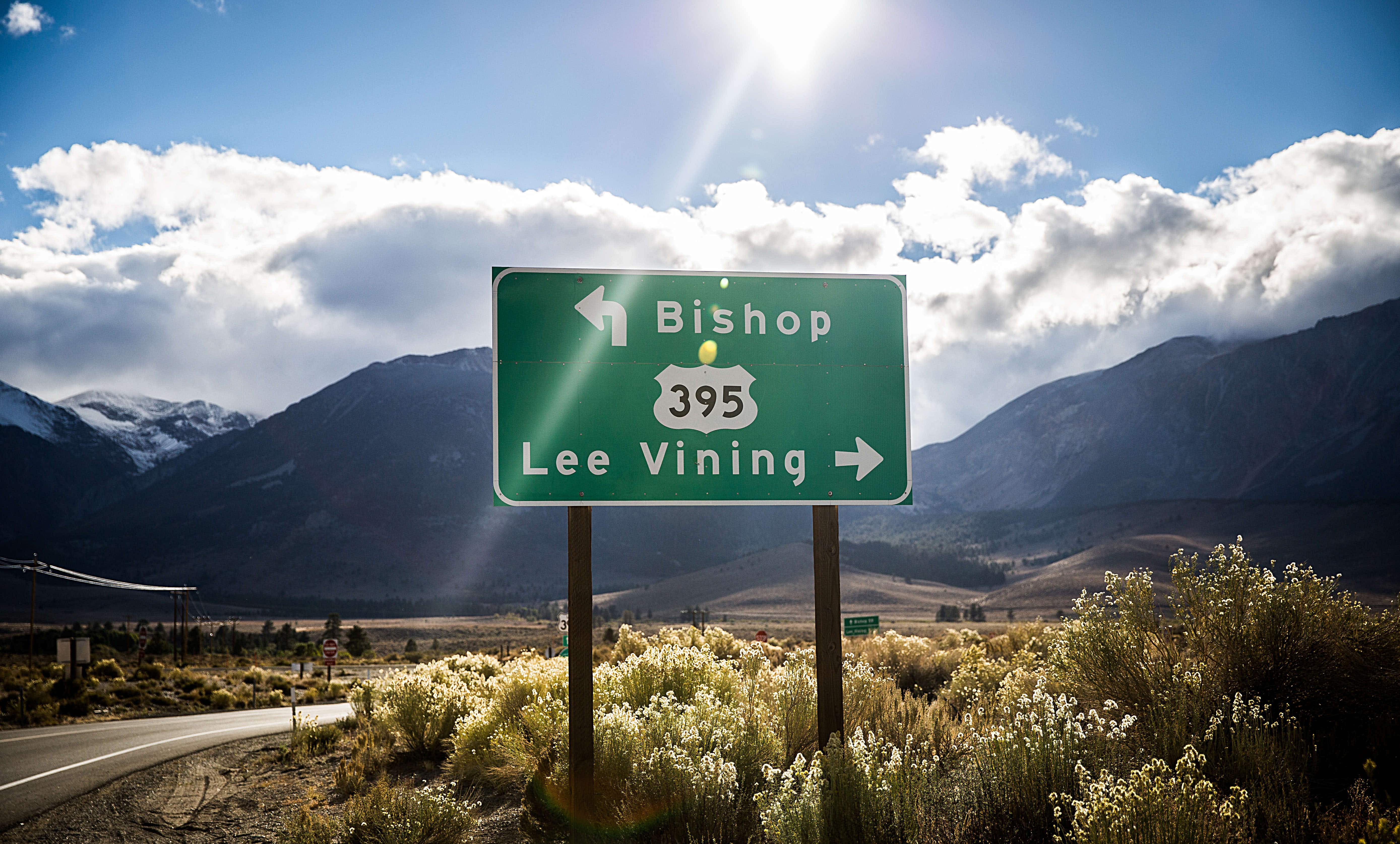 Highs and lows of the 395: road tripping down California's