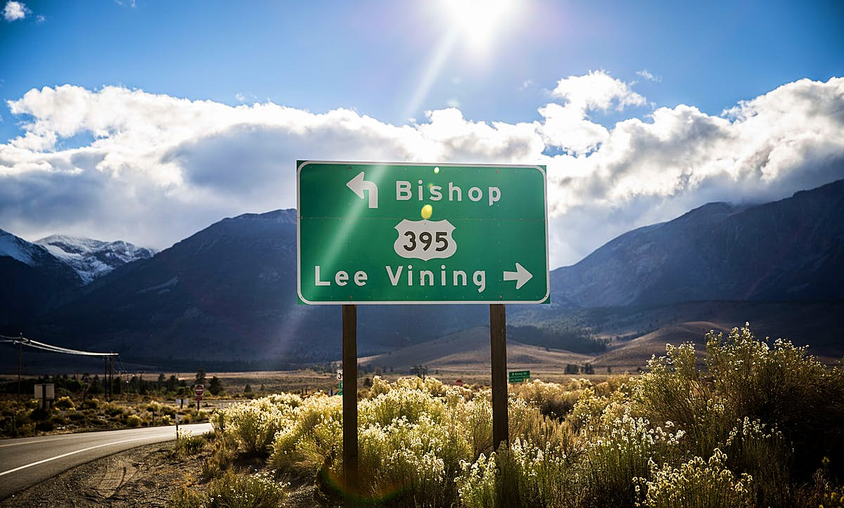 California's Hwy 395 is a road trip of superlatives