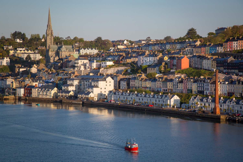 Exploring Cork's dramatic past and gourmet present