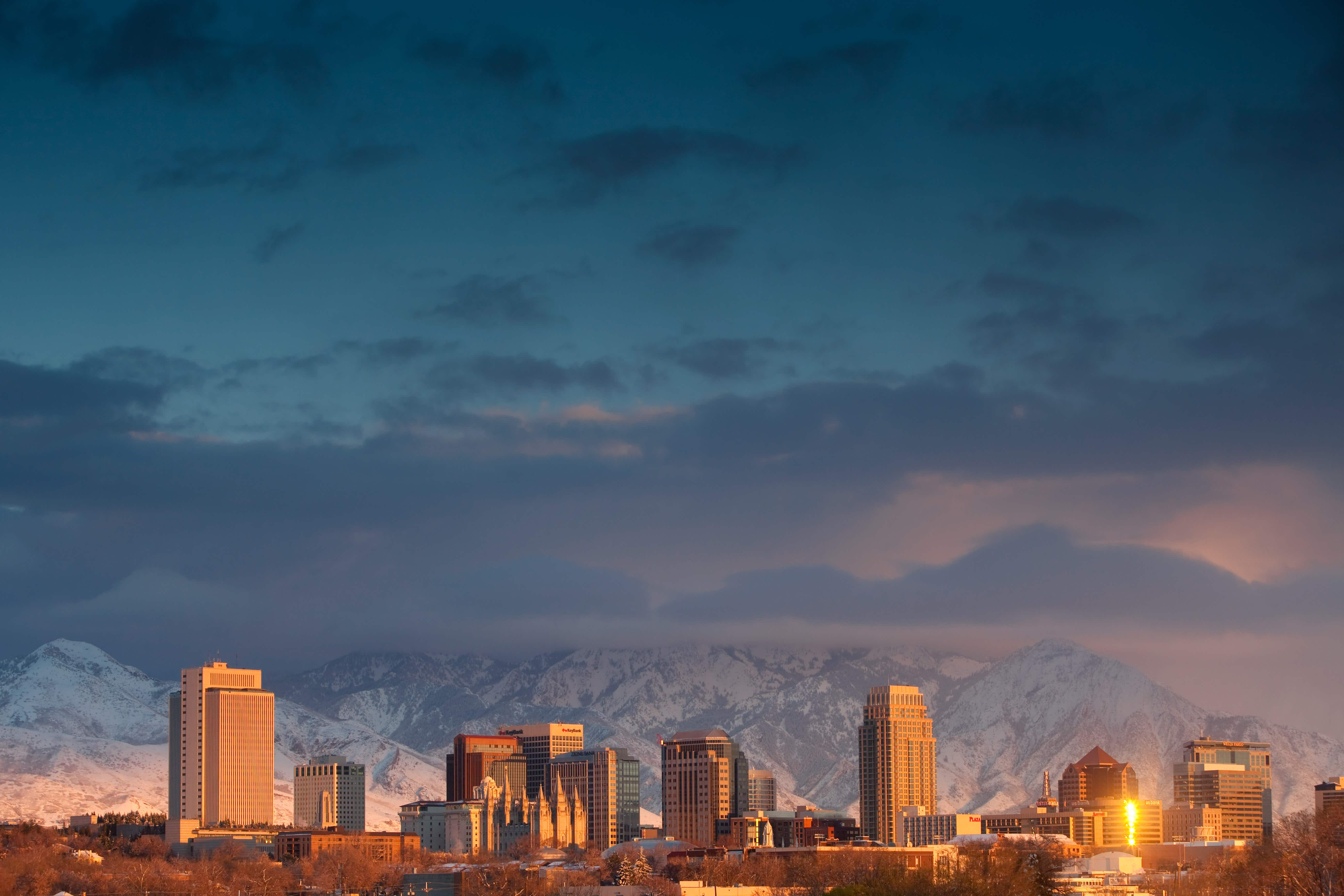 A perfect weekend in Salt Lake City