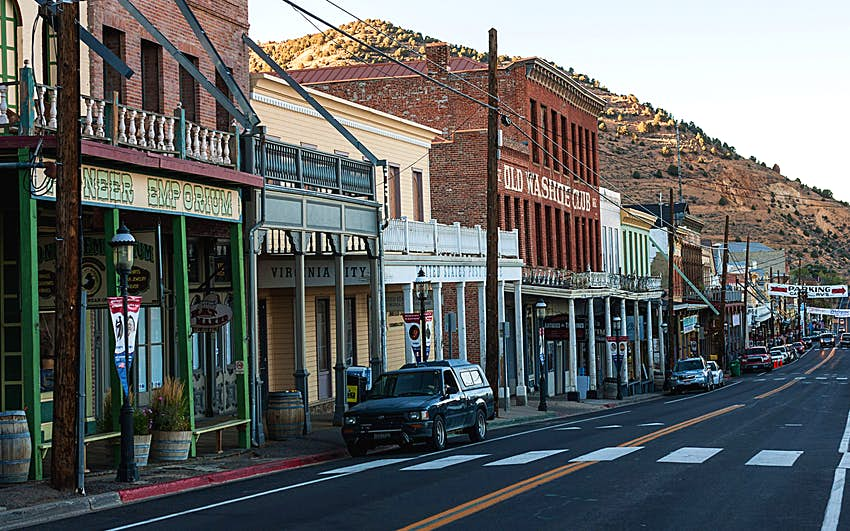 A Weekend In The Wild West Nevada S Historic Towns Lonely Planet