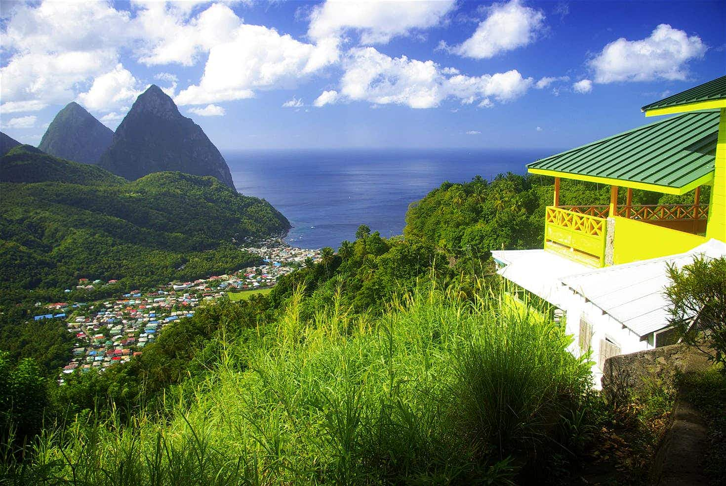 Pitons and beyond: St Lucia's top outdoor adventures