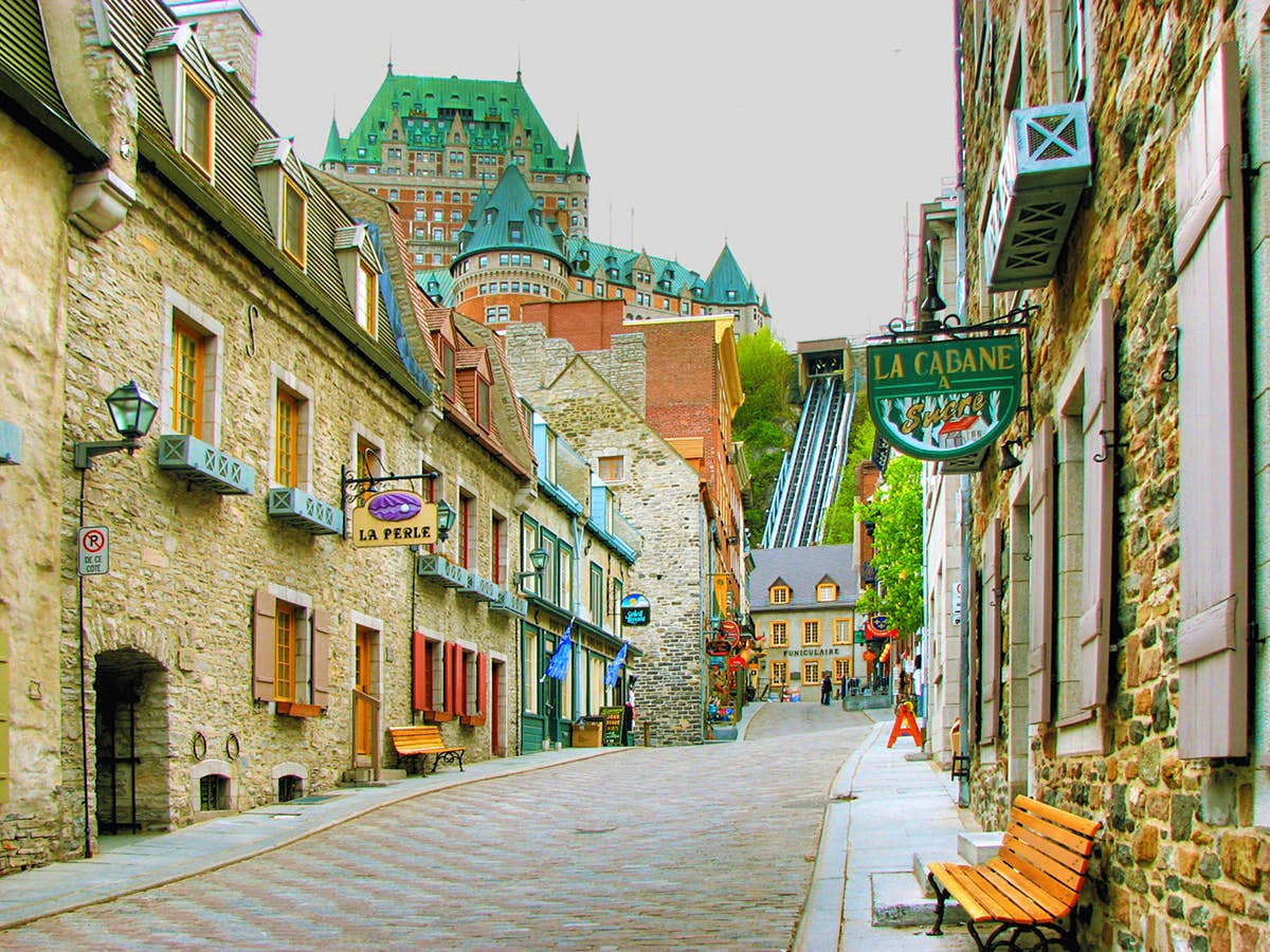 A walking tour of Québec City - Lonely Planet