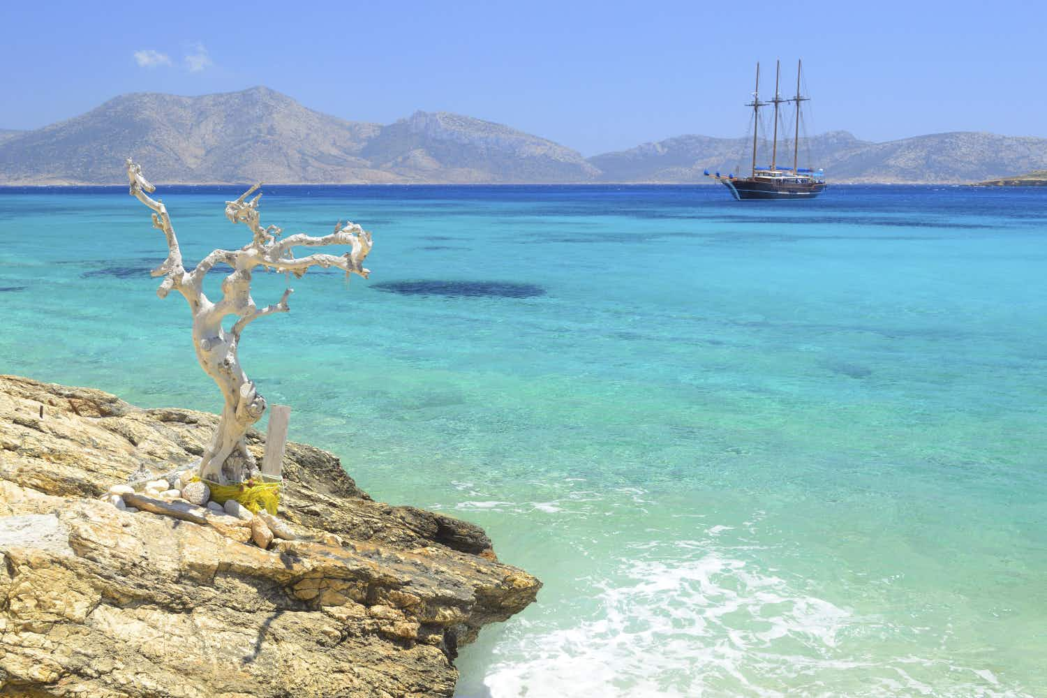 Exploring the Small Cyclades