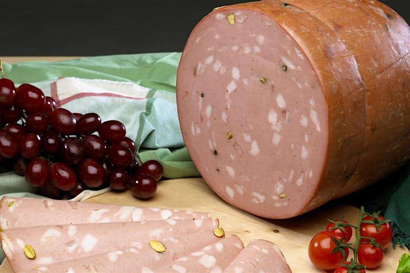 Mortadella is a speciality of Bologna
