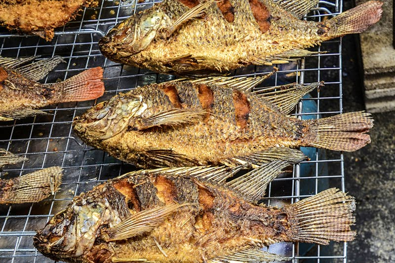 Excellent barbecued fish can be found all over Malaysia © Sam Camp / Getty Images