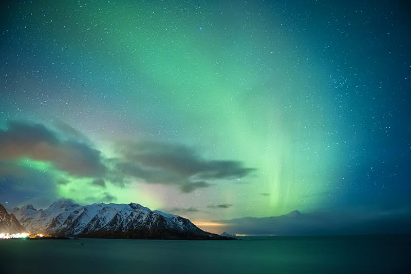 The Lofoten Islands, Norway: there but for the grace of cod