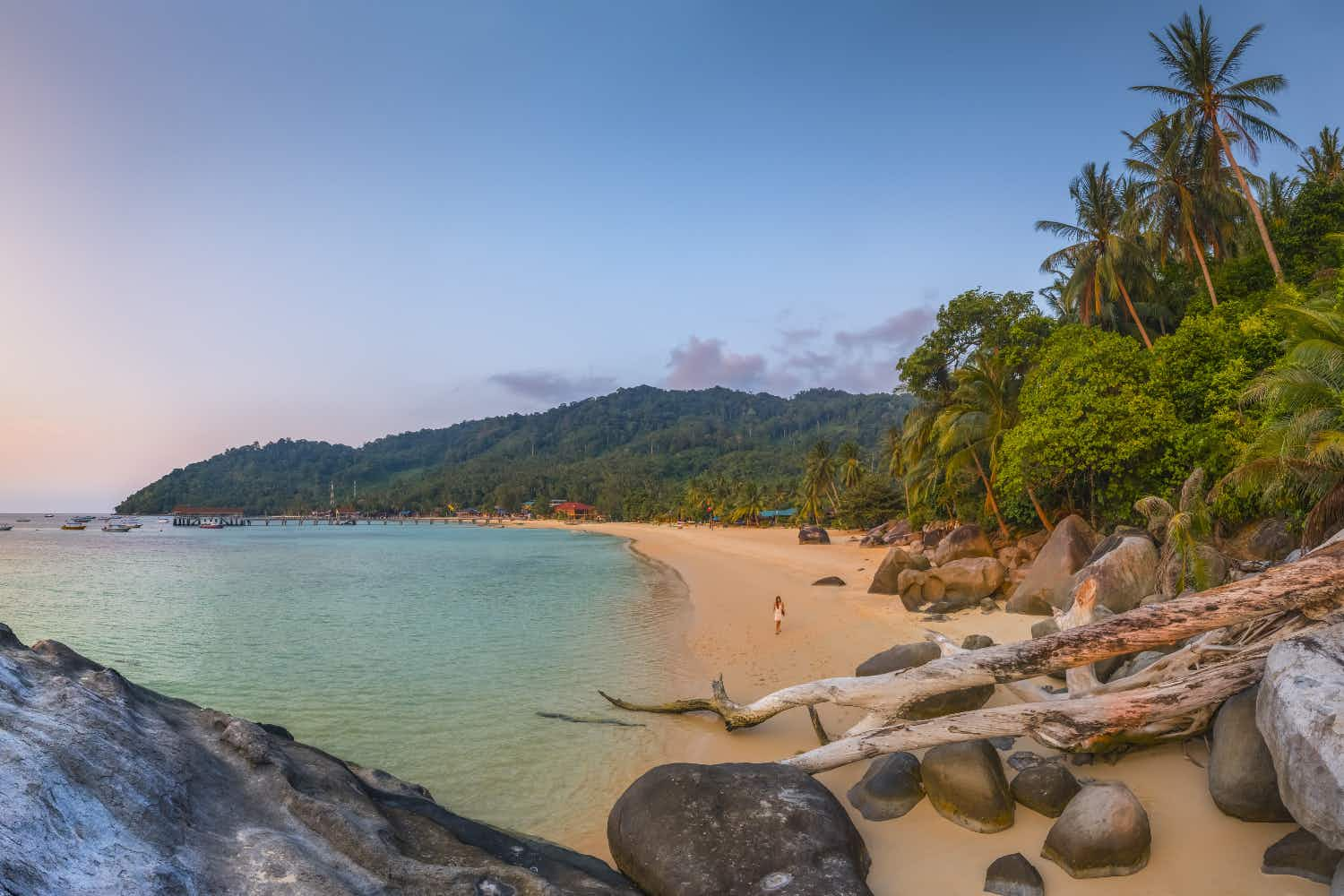 Escape to Tioman: where to get wet and wild on Malaysia's adventure island