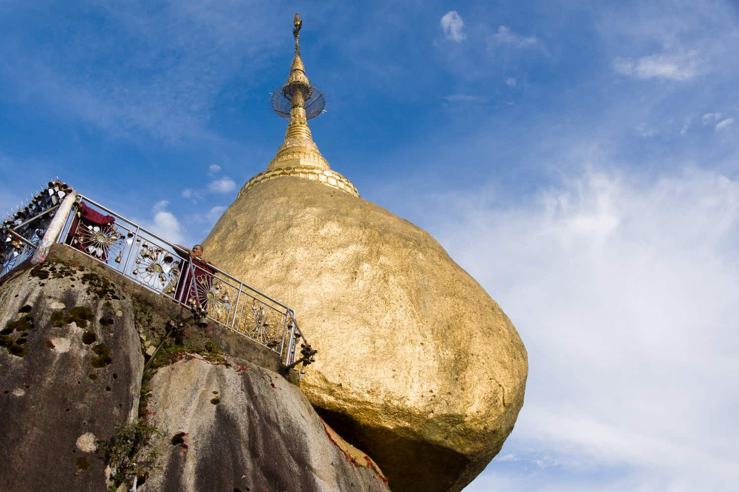 From temple plains to golden rocks: Myanmar's must-see Buddhist sites