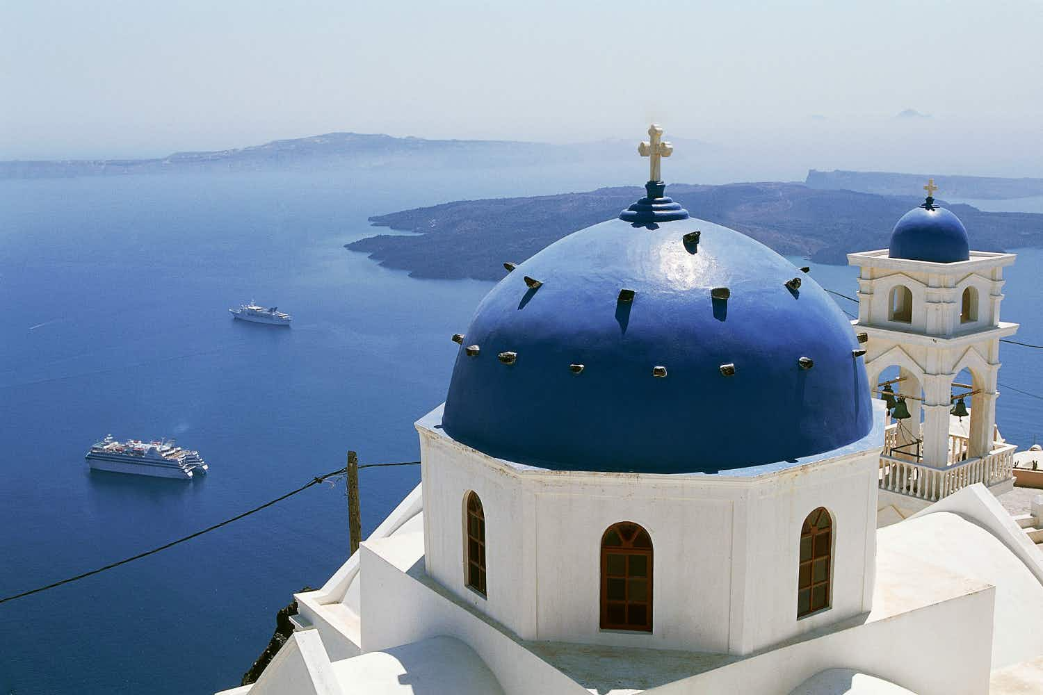 Santorini For First Timers Lonely Planet