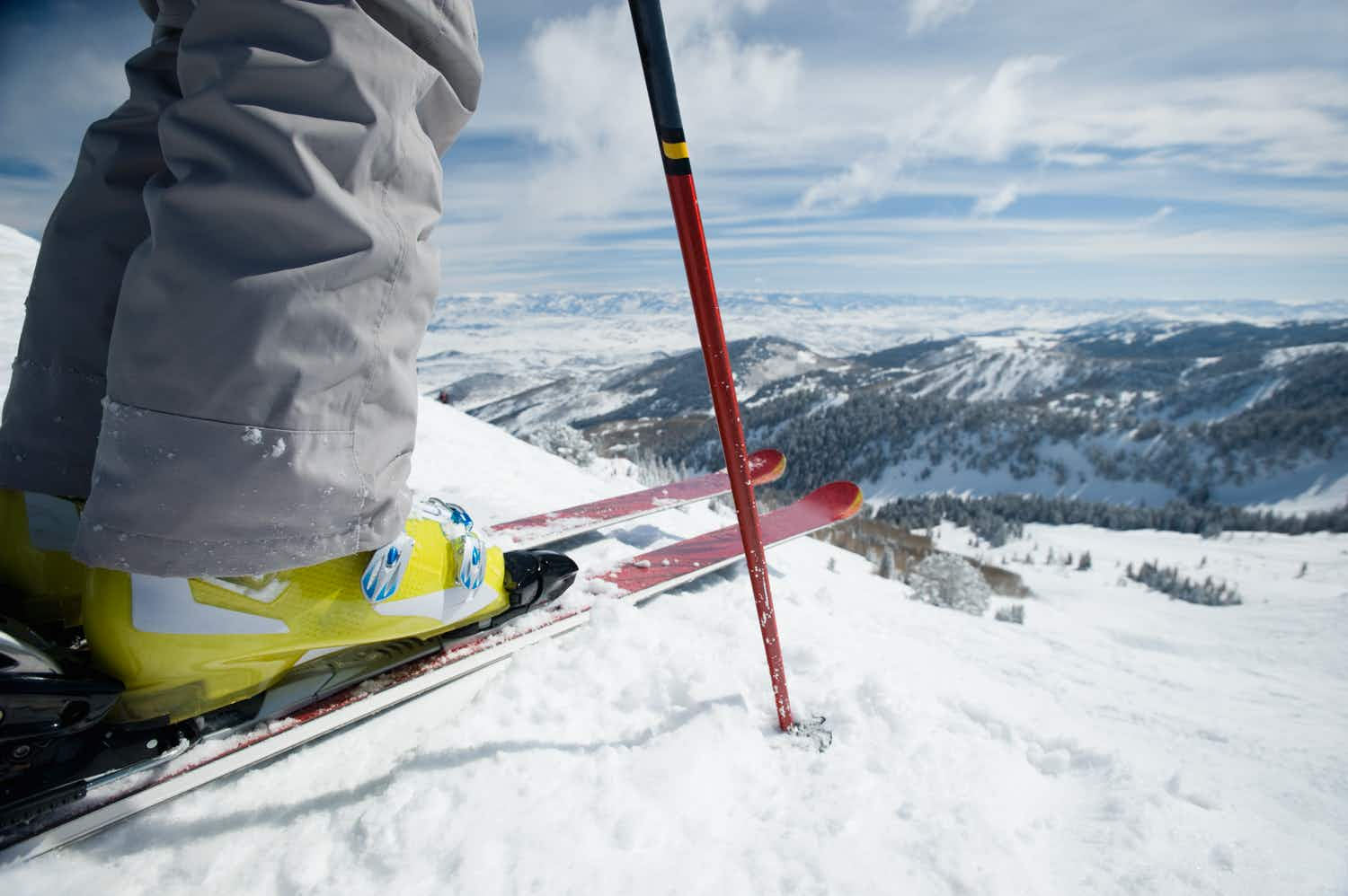 7 reasons to learn to ski in Park City