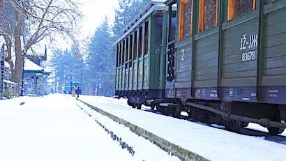 Highlights of western Serbia: Europe's little-visited winter wonderland