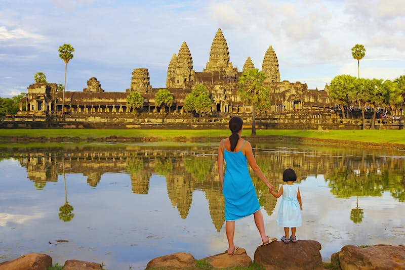Tips for taking a long-term trip with kids