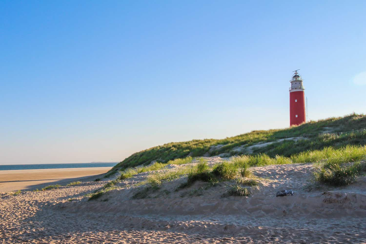 Island escape: unwind in ends-of-the-earth Texel