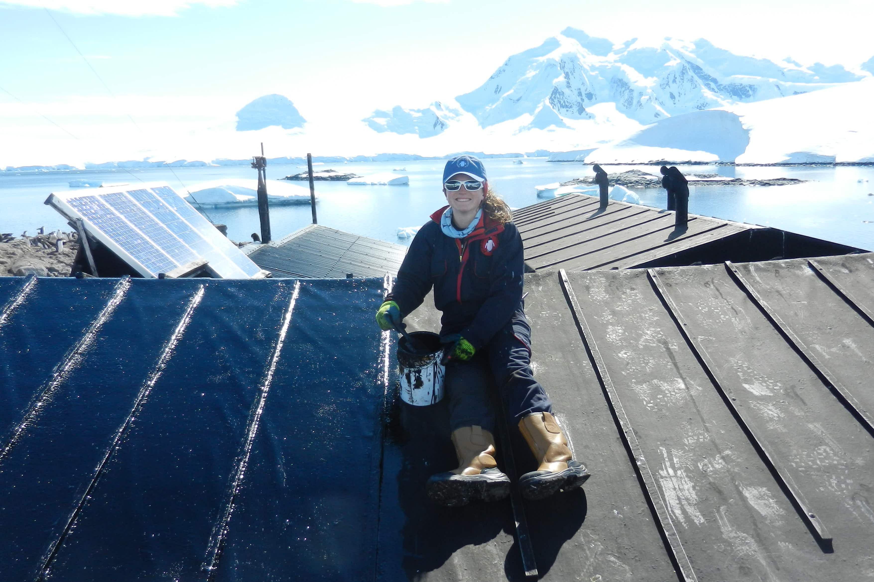 Meet a traveller: Laura Martin, Antarctic postal worker