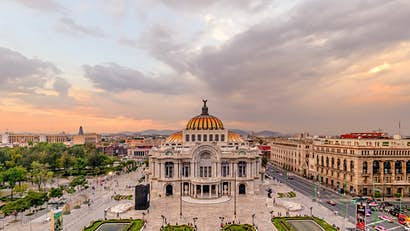Safe places to visit in Mexico now