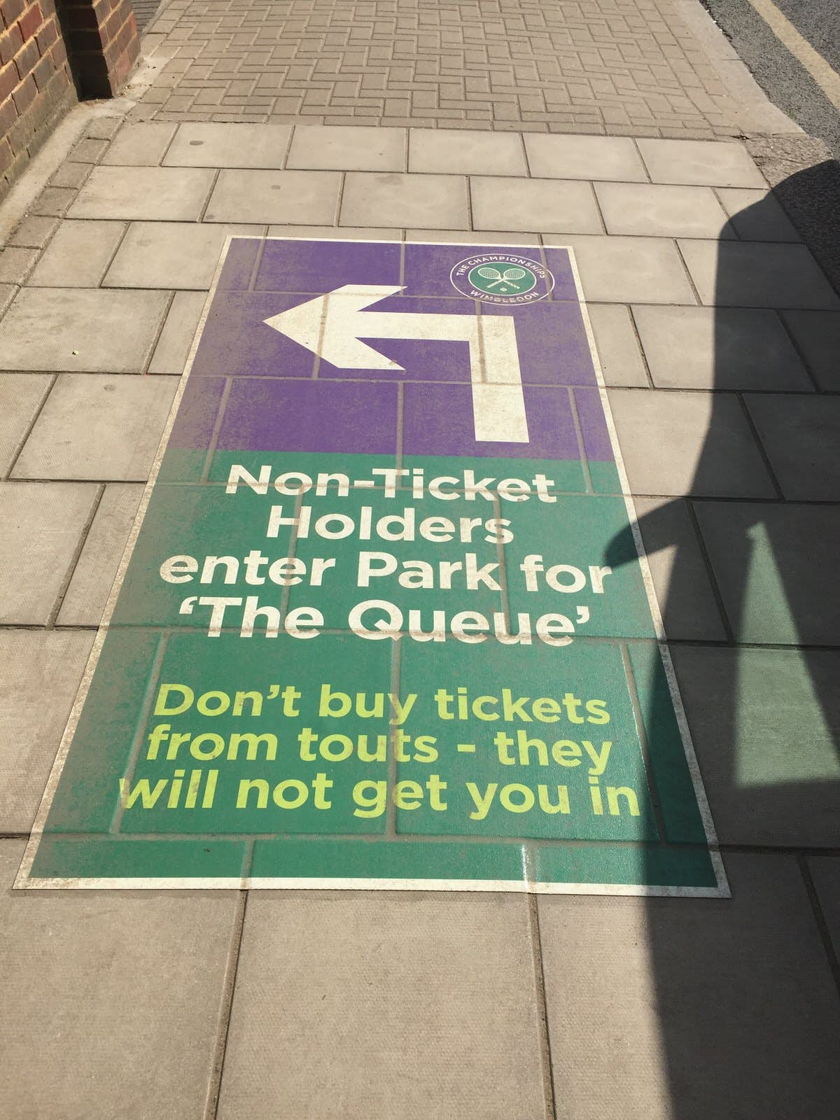 Queuing Code of Conduct - The Championships, Wimbledon 2020 ...